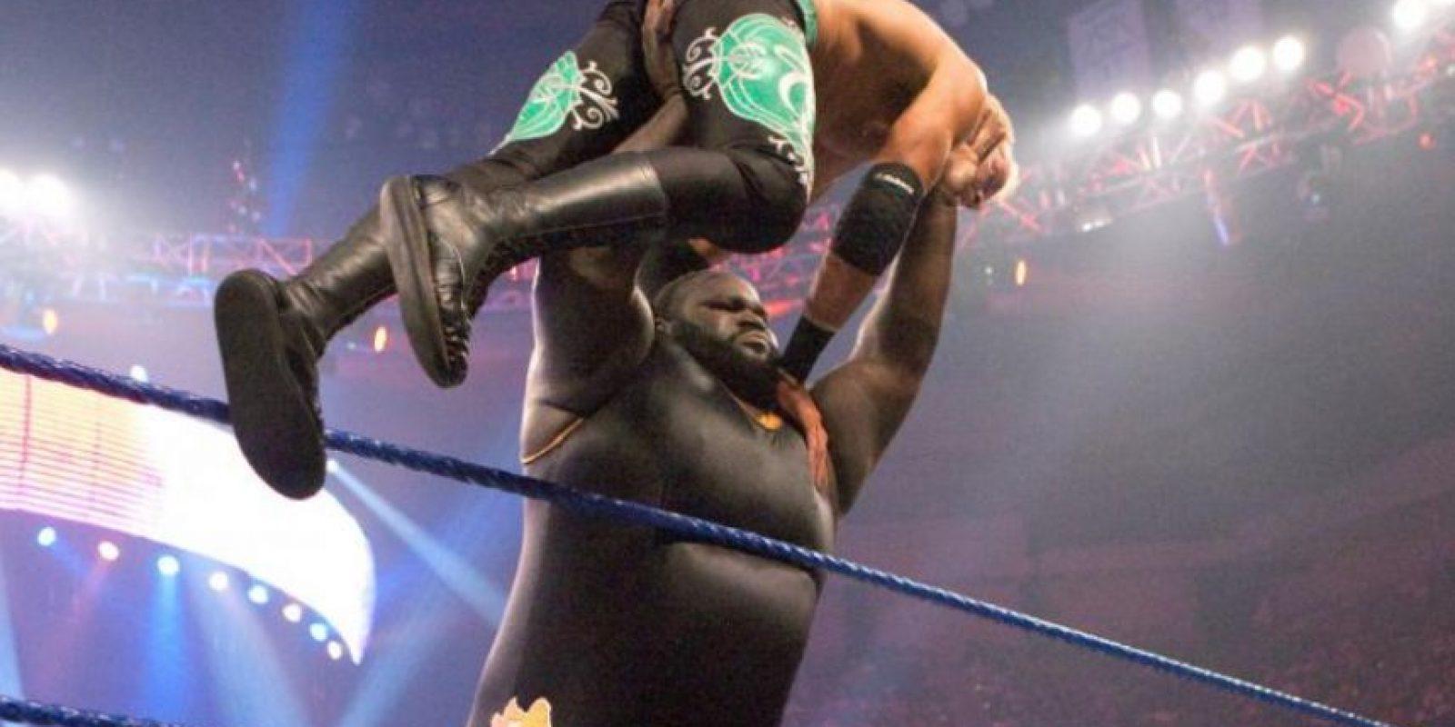 """""""El Hombre más fuerte del mundo"""" – Mark Henry Foto:WWE"""
