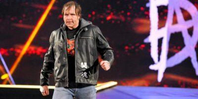 """""""El Lunático"""" – Dean Ambrose Foto:WWE"""