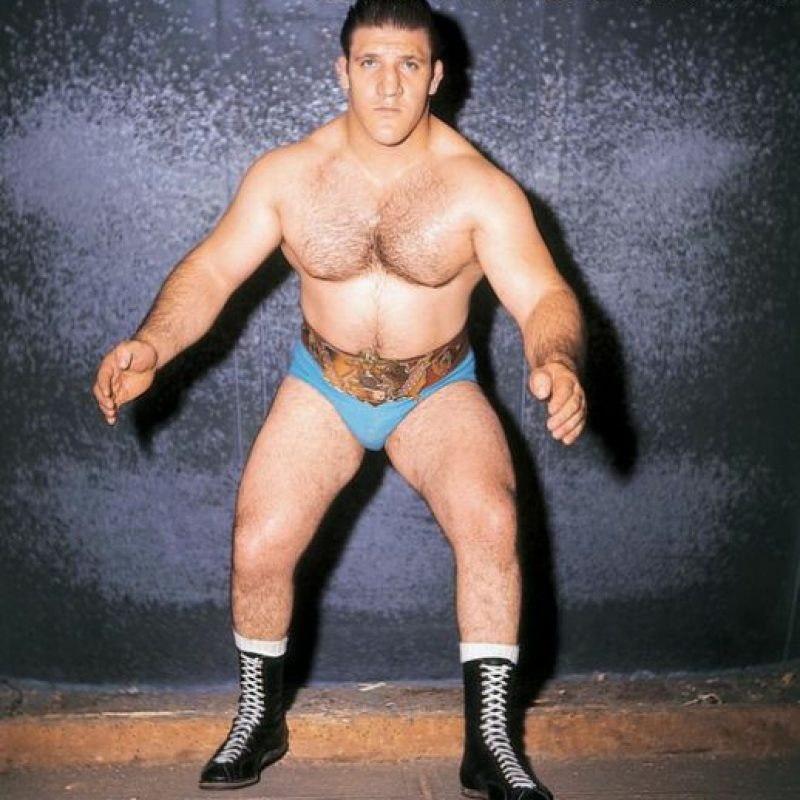 """La Leyenda viviente"" – Bruno Sammartino Foto:WWE"