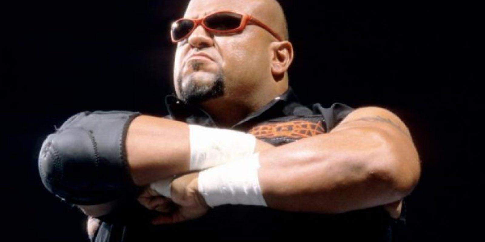 """""""La Máquina humana de Suplexes"""" – Tazz Foto:WWE"""