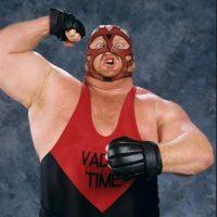 """""""El Mastodonte"""" -Vader Foto:WWE"""