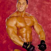 """""""El Hombre más peligroso del mundo"""" – Ken Shamrock Foto:WWE"""