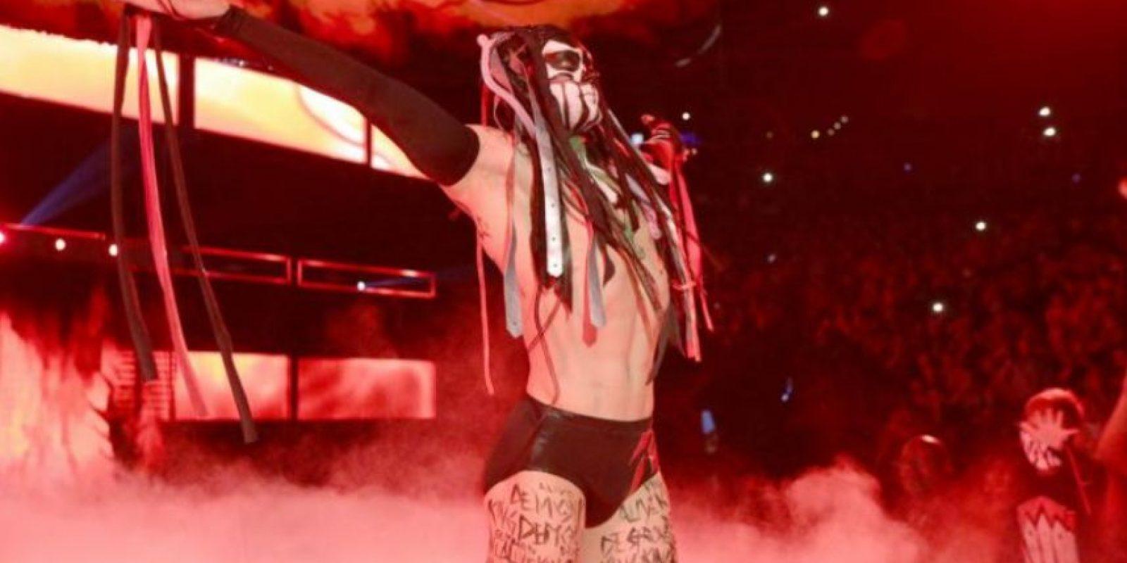 """El Rey Demonio"" – Finn Bálor Foto:WWE"