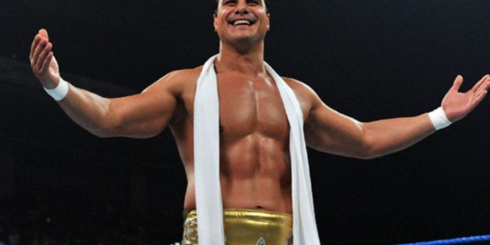 Primero salió de WWE Foto:WWE