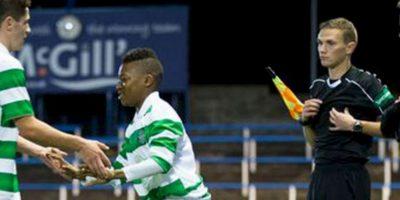 El de Costa de Marfil debutó con el Celtic Sub 20 a los 13 años Foto:Getty Images