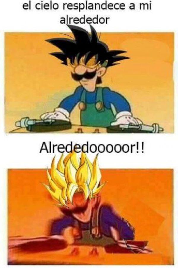 Los Mejores memes de DJ Luigi
