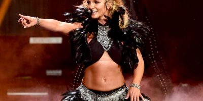 La cantante se encuentra muy feliz Foto:Getty Images