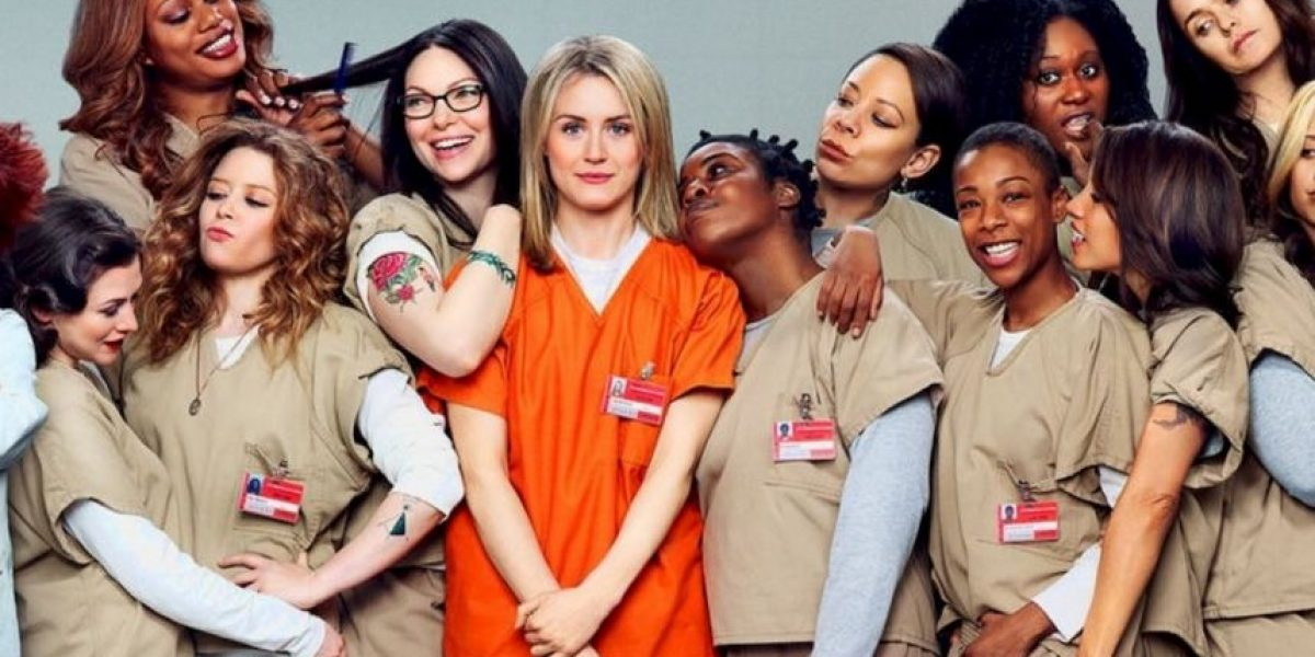 Actriz de Orange is the New Black se compromete con su novia