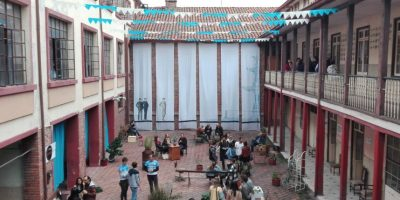 Foto:Cortesía Alcaldía Local de Santa Fe