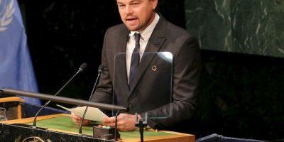 Ha hablado en el pleno de la Asamblea General de las Naciones Unidas Foto:Getty Images