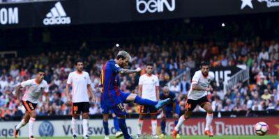 Lionel Messi comparó a Luis Enrique con Pep Guardiola Foto:Getty Images