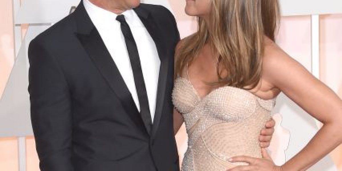 El mensaje poco amistoso del esposo de Jennifer Aniston a Brad Pitt