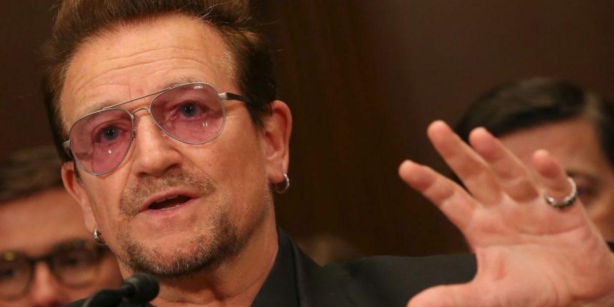 Bono es nombrado como la