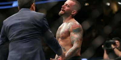 Exluchador de WWE lanza reto a CM Punk