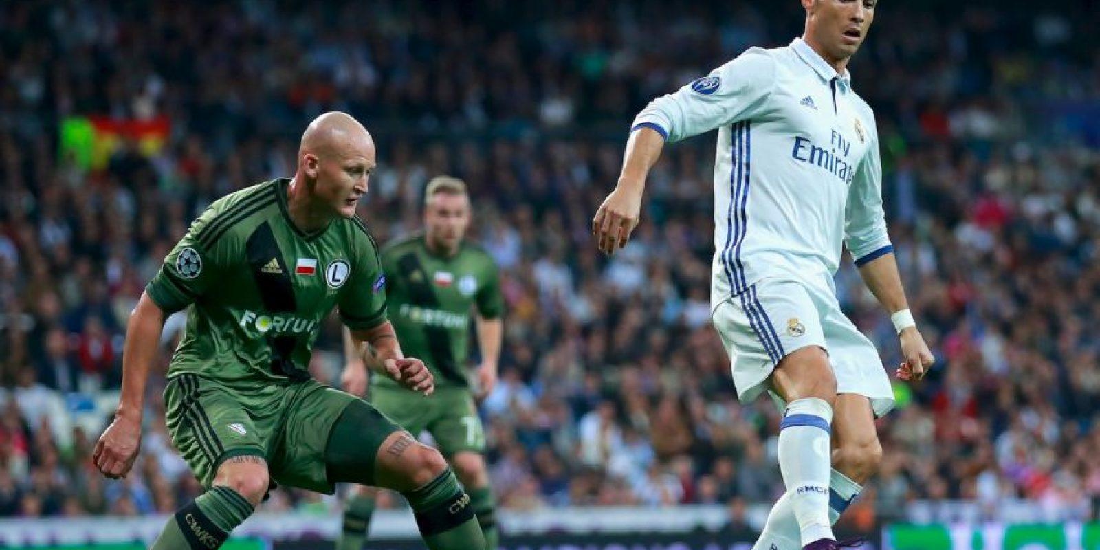 Real Madrid se mide al modesto Legia de Varsovia Foto:Getty Images