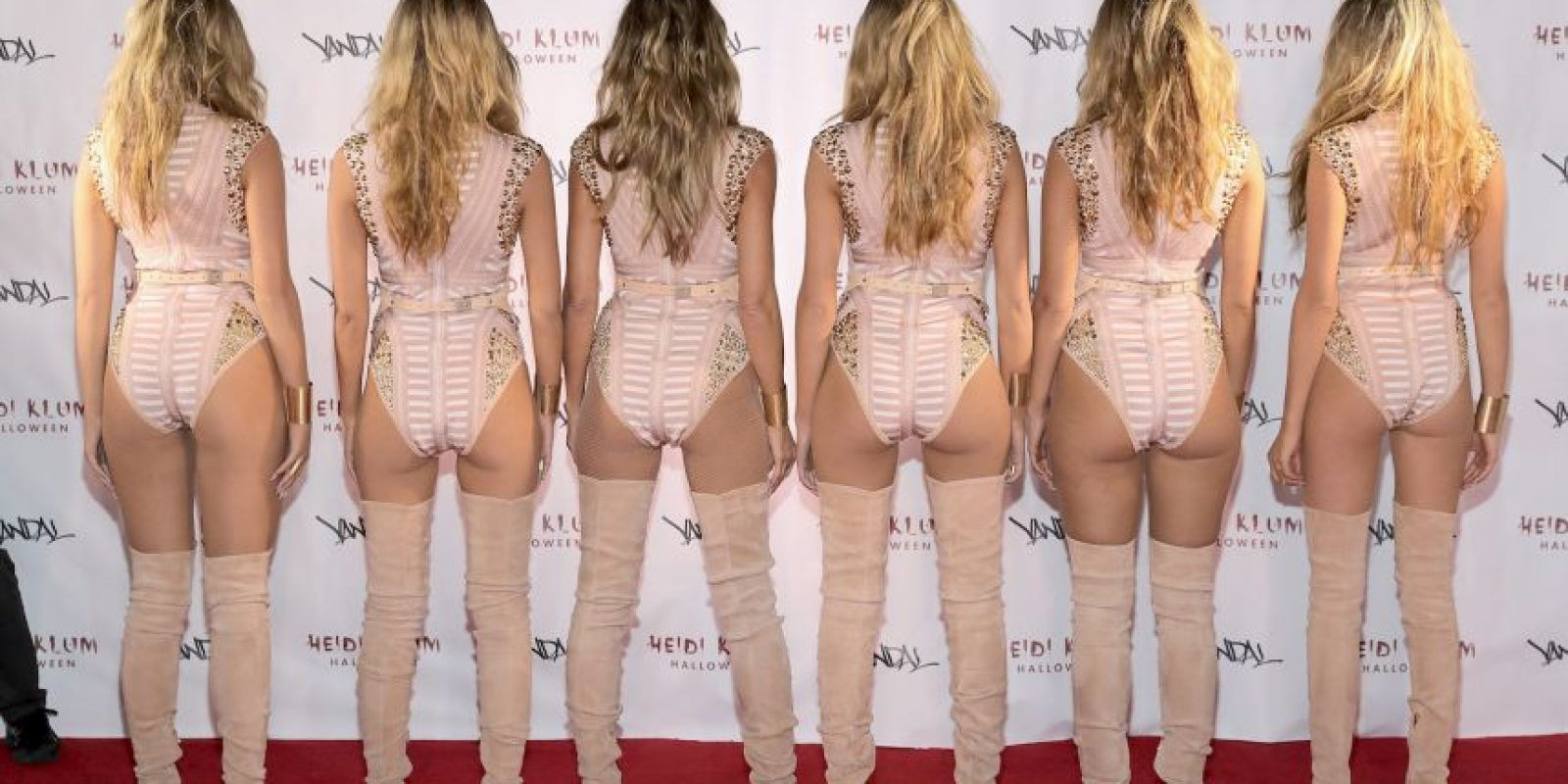 ¿Quiénes fueron las modelos clonadas? Foto:Getty Images