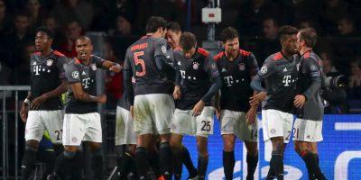 Bayern Munich Foto:Getty Images