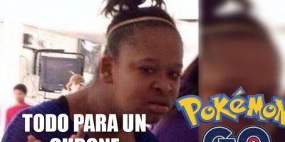 Memes de Pokemon Go por Halloween Foto:Internet