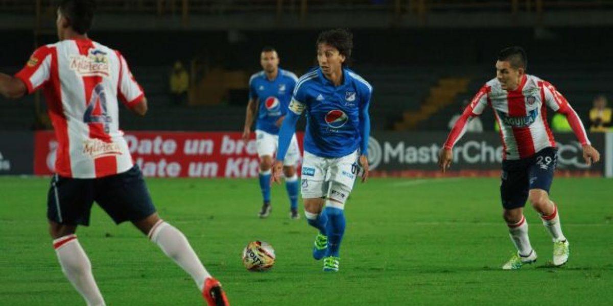 Las razones por las que ya está Millonarios en la Copa Libertadores 2017