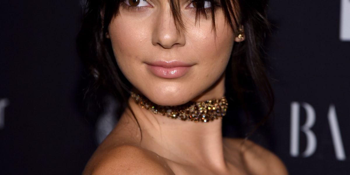 Kendall Jenner sorprende nuevamente en sugerente ropa interior