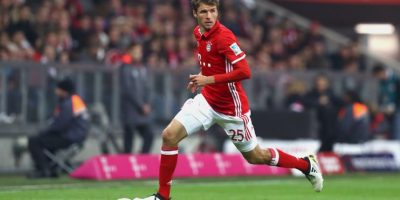 Thomas Muller (Bayern Munich) Foto: Getty Images