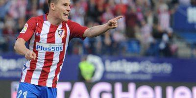 Kevin Gameiro (Sevilla, actualmente en Atlético de Madrid) Foto:Getty Images
