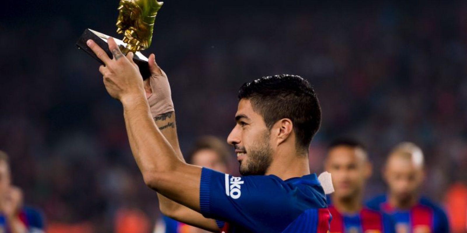 Luis Suárez (Barcelona)