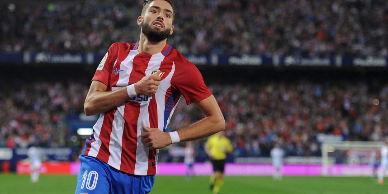 Yannick Carrasco (Atlético de Madrid) Foto: Getty Images