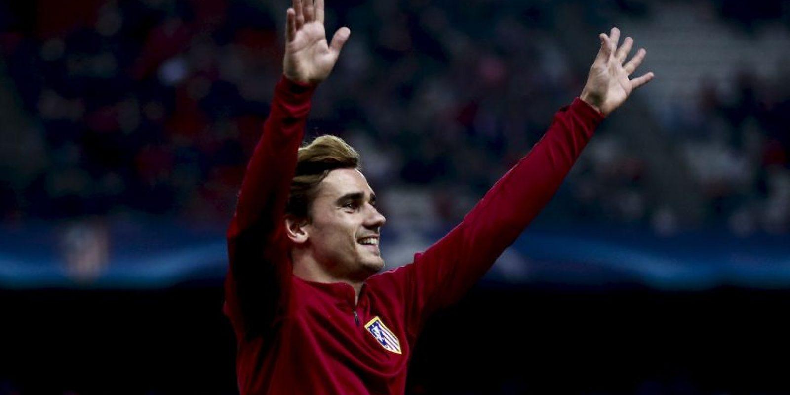 Antoine Griezmann (Atlético de Madrid) Foto:Getty Images