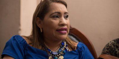 Luisa Mora, Coordinadora Programa Habitante de la Calle Foto:César Nigrinis Name
