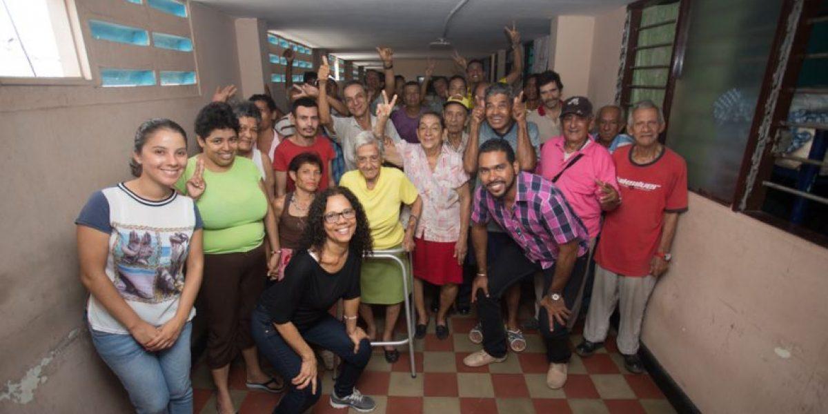 Historias de amor y rehabilitación en un Hogar de Paso en Barranquilla