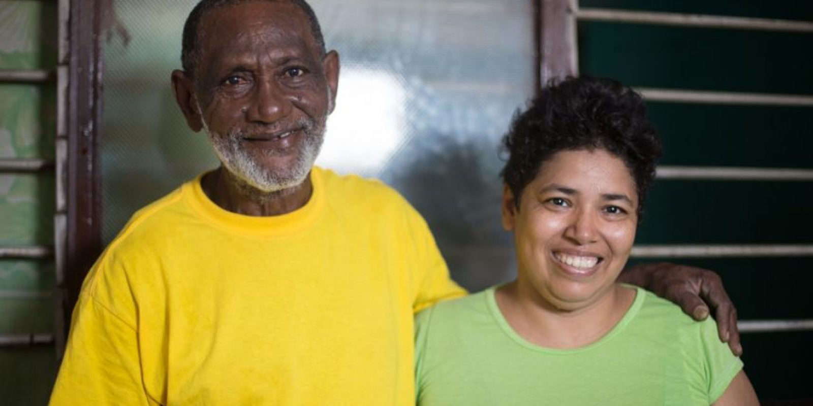 Jorge Reales y Johana Díaz Foto:César Nigrinis Name
