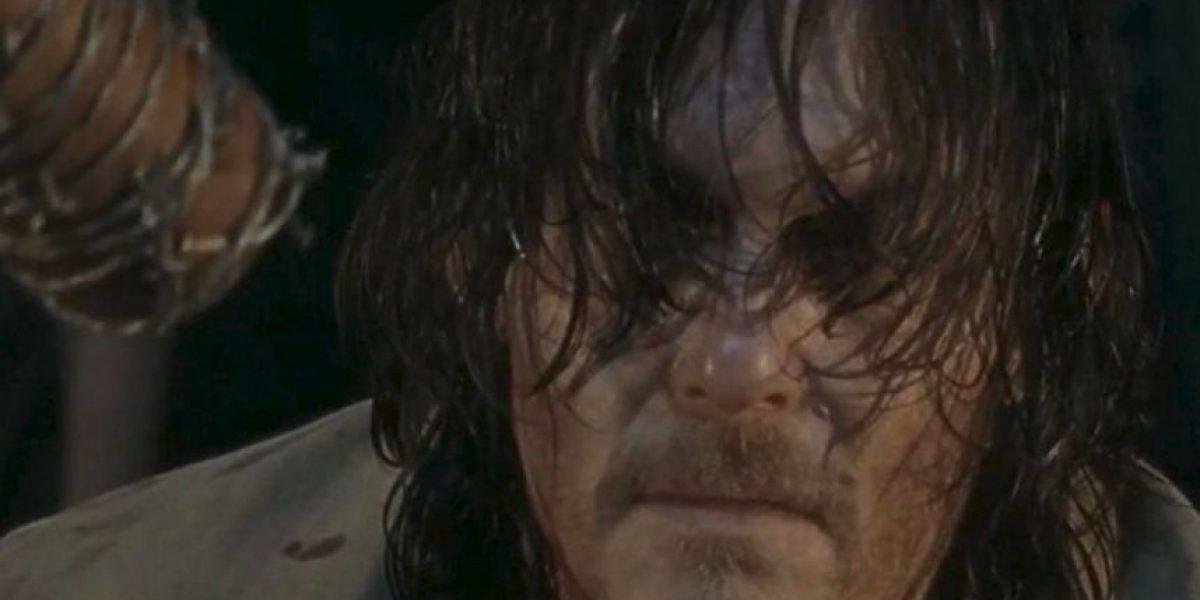 The Walking Dead: Así será el inesperado desnudo de Daryl