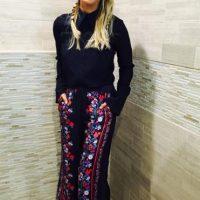 La actriz dio de qué hablar Foto:Vía instagram.com/normancook/