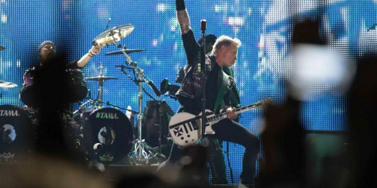 Fans de Metallica donaron 9 toneladas de alimento a niños de La Guajira