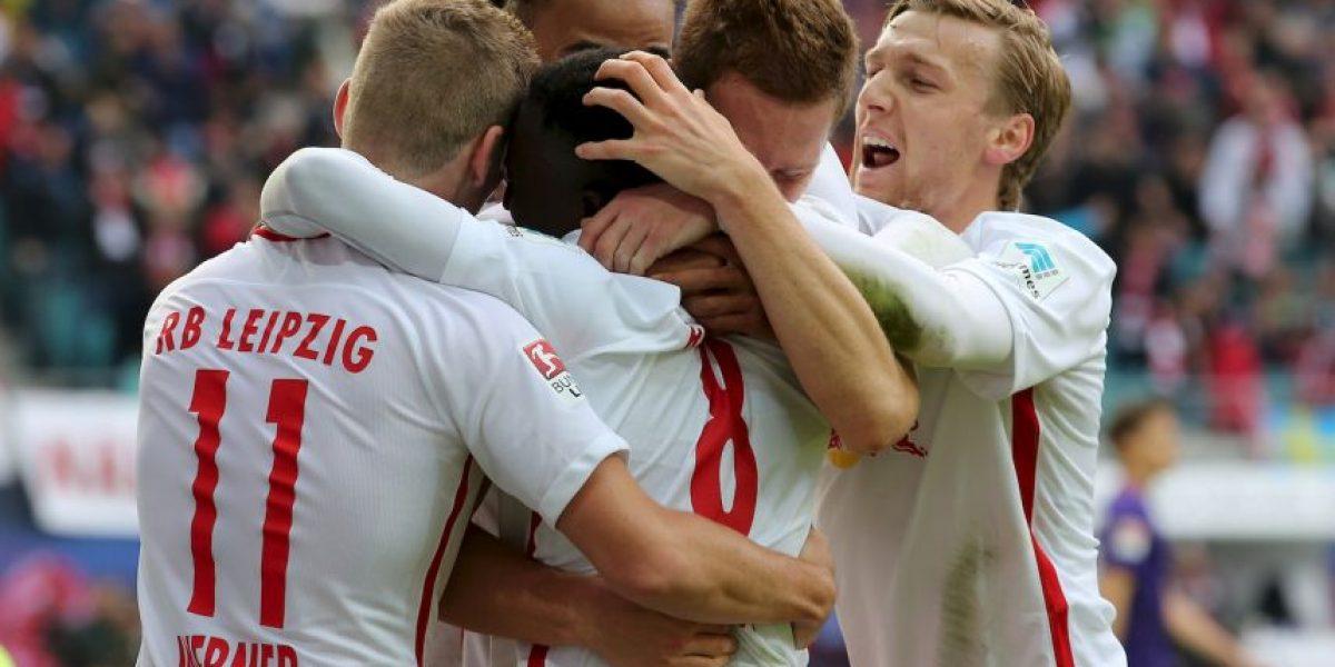 RB Leipzig, el equipo más odiado que lidera en Alemania