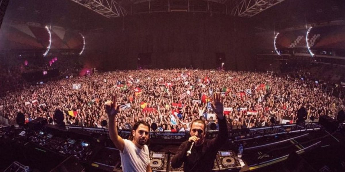Dimitri Vegas y Like Mike; los DJs que llevaron a Daddy Yankee al Tomorrowland