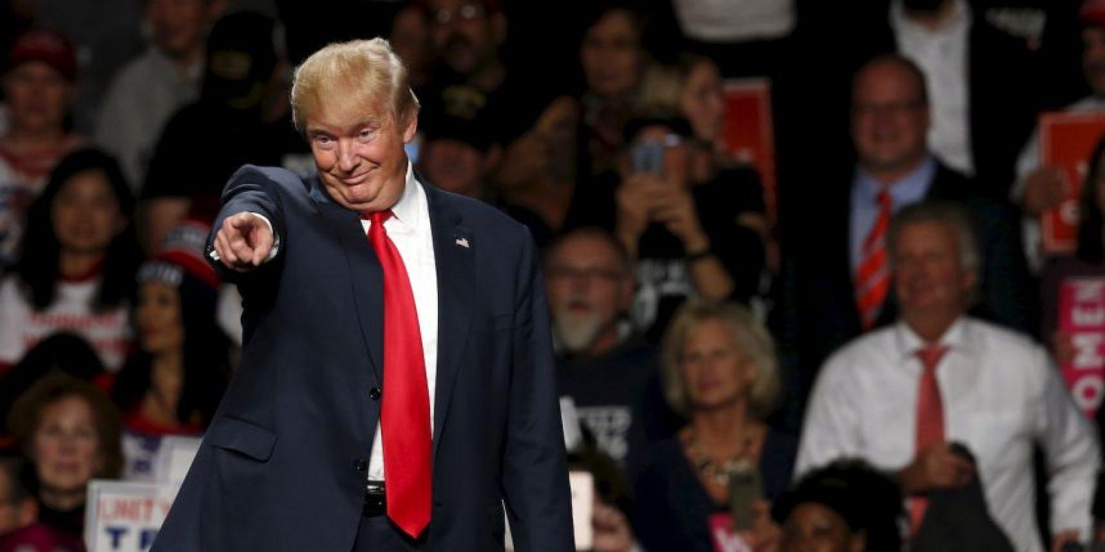 Donald Trump y Hillary Clinton cerrarán campaña este lunes Foto:AFP