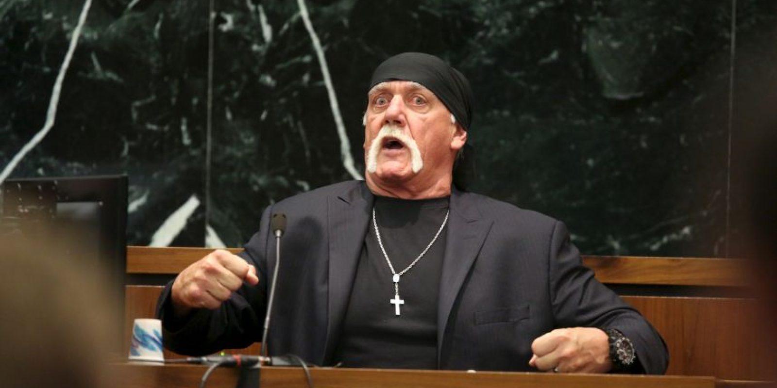 El exluchador Hulk Hogan Foto:Getty Images