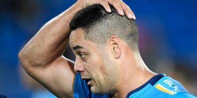 """Jarryd Hayne es conocido como el """"Messi del rugby"""" Foto:Getty Images"""