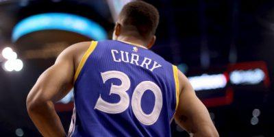 Es el único jugador en ganar el MVP de manera unánime. Esto fue en la temporada 2015. Foto:Getty Images