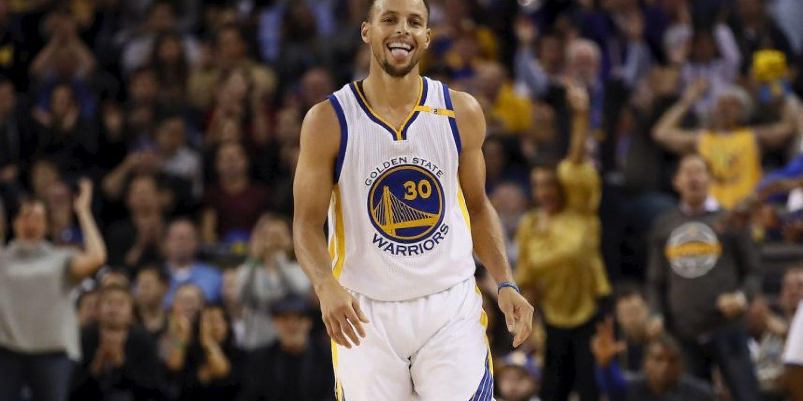 Es el jugador de los Golden State Warriors con mejor promedio en tiros libres: 0.934 (2010-2011) Foto:Getty Images