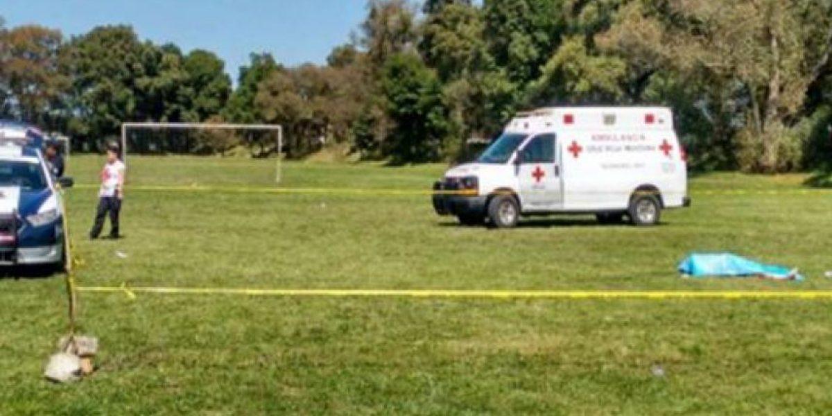 Futbolista mató a un árbitro de un cabezazo por expulsarlo