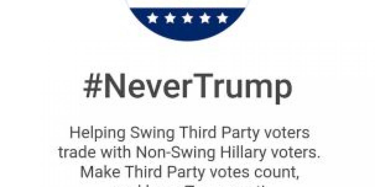 Hillary Clinton quiere ganar las elecciones de Estados Unidos con una app