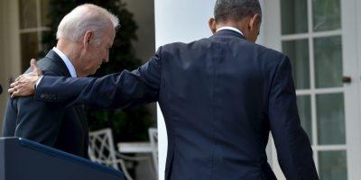 El presidente Obama habló del proceso de transición de poder Foto:AFP