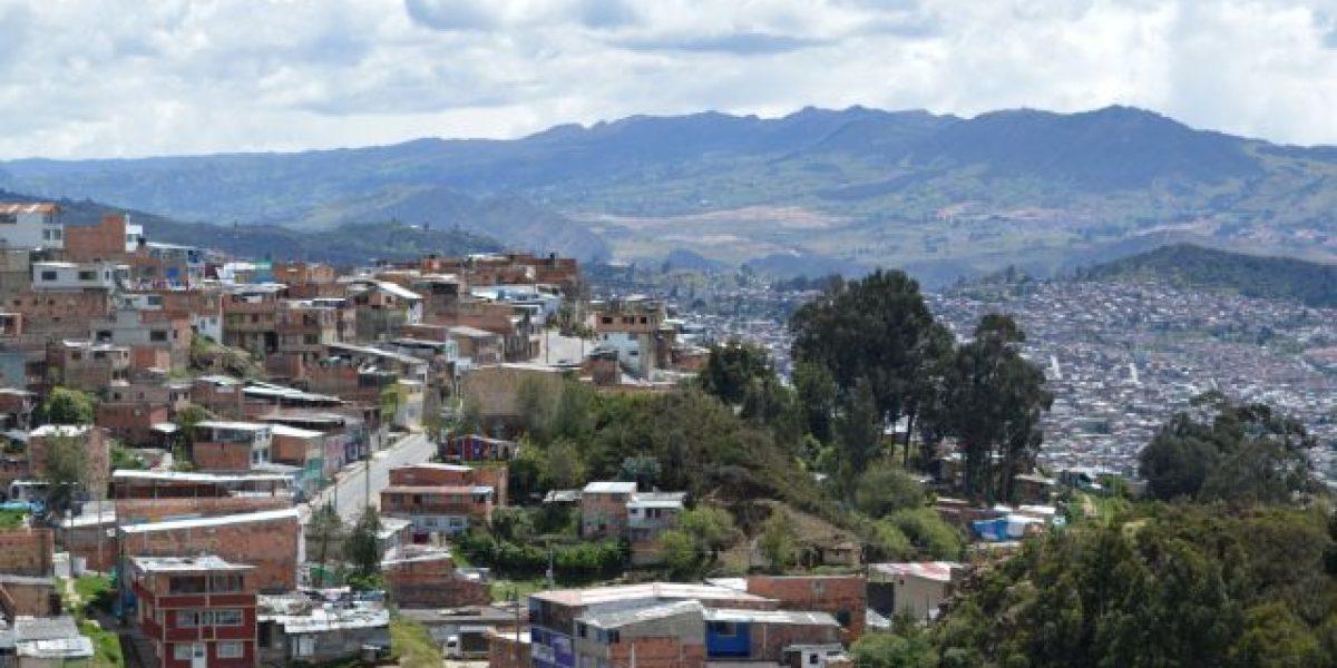 Listo el proceso para la legalización de cinco barrios en Bogotá