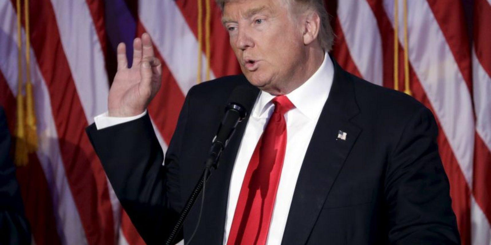 Prometió ser presidente de todos los ciudadanos Foto:AP