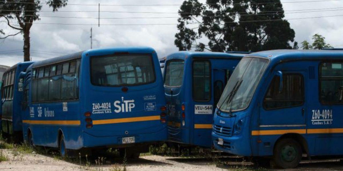 Siete asesinatos habría cometido el hombre que apuñaló a otro en bus del Sitp