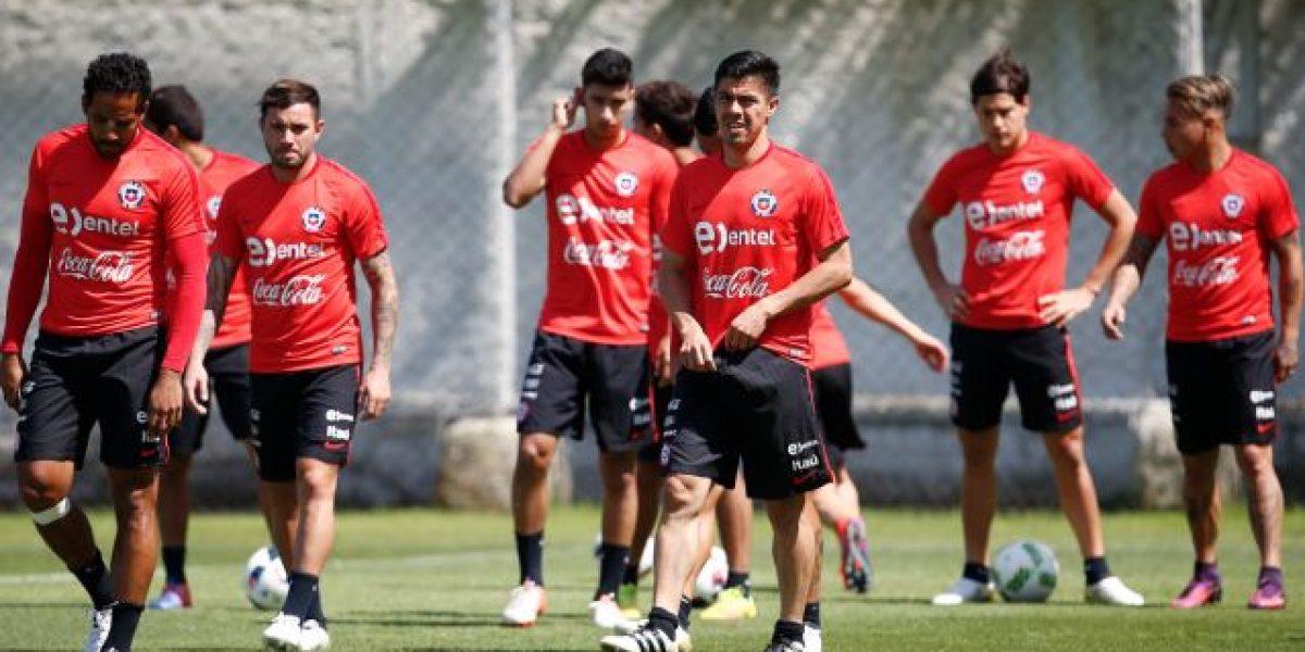 Sin Alexis Sánchez, Chile llega a Barranquilla para el partido