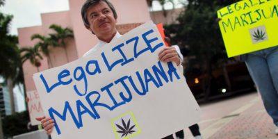 A pesar de esto, aún existe venta ilegal de marihuana Foto:Getty Images